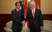 Indonesia và Úc bắt tay vì Biển Đông