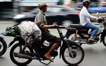 """Tịch thu xe hết """"đát"""": Cần có chính sách hỗ trợ người dân"""