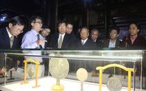 Triển lãm giao thương Việt - Nhật chào đón Nhật hoàng thăm Huế
