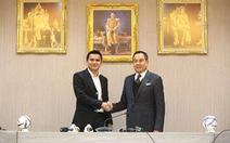 HLV Kiatisak dẫn dắt tuyển Thái Lan thêm 1 năm