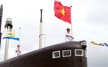 Đội 6 tàu ngầm Kilo sẵn sàng chiến đấu
