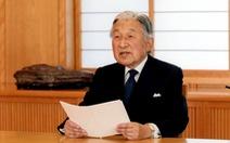 Nhật hoàng Akihito và mong ước thoái vị