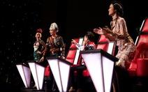 Giọng hát Việt: Nghi ngại giám khảo - trái mùa thí sinh