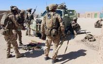 Một cảnh sátAfghanistan bắn chết 12 đồng nghiệp
