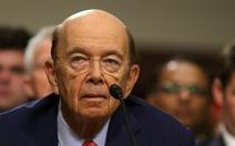Thượng viện Mỹ phê chuẩn Bộ trưởng Thương mại