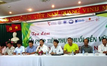Bàn giải pháp tiêu thụ chuối giúp nông dân Đồng Nai
