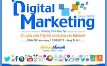 Học chuyên sâu về tiếp thị trực tuyến