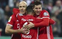 Điểm tin sáng 2-3: Thắng dễ Schalke, B.M vào bán kết Cúp quốc gia Đức