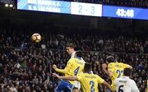 Ronaldo tỏa sáng, 10 người R.M thoát thua trước Las Palmas