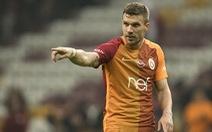 Điểm tin tối 2-3: Podolski đến Nhật Bản thi đấu