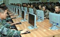 Trung Quốc đầu tư năng lực mạng cho quân đội
