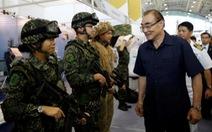 Đài Loan tuyên bố tăng hiện diện trên Biển Đông