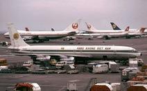 """100 năm phi trường TSN - Kỳ 10: Những chiếc B707 """"chui"""" đầu tiên"""
