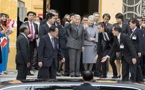 Nhà vua Nhật thăm nơi lưu giữ món quà đã tặng Việt Nam