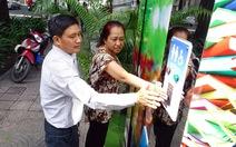 Lắp đặt nhà vệ sinh thông minh ở trung tâm Sài Gòn