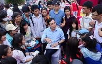 Ngày 4 và 5-3 tư vấn tuyển sinh tại Tiền Giang, Cần Thơ