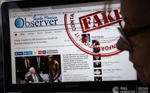 Bộ Ngoại giao Nga đả kích đài CNN