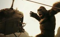 Kong: Skull Island choáng ngợp với rất nhiều cảnh hành động