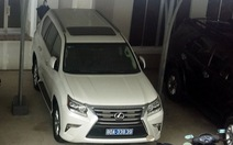 Rút đơn kiện doanh nghiệp tặng Lexus cho Tỉnh ủy Cà Mau