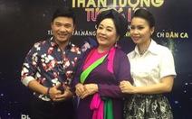 Các ca sĩ Thu Hiền, Quang Linh, Cẩm Ly tìm Thần tượng tương lai