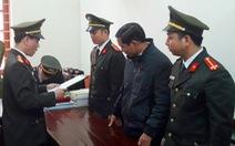 Bắt tạm giam bí thư Đảng ủy xã Quảng Lĩnh vì vu khống