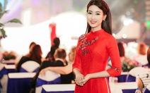 Hoa hậu Mỹ Linh: 'Mặc với váy đụp xin đừng gọi Áo dài'