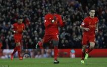 Đá bại Arsenal 3-1, Liverpool trở lại tốp 4