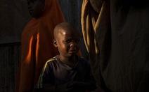 Somalia hạn hán, cả trăm phụ nữ và trẻ em chết đói