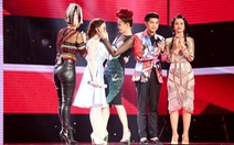 Giọng hát Việt: Tóc Tiên giành được Nguyễn Dương Thuận trước 3 HLV