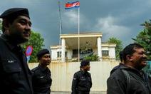 Trước giờ bị trục xuất, Đại sứ Triều Tiên vẫn biệt tăm