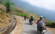Phượt xuyên Việt: Thử thách kiểu chết người