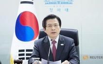Hàn Quốc muốn nhanh chóng triển khai hệ thống THAAD