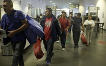 Thế khó của những người Mexico bị Mỹ trục xuất