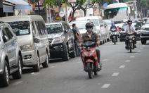 TP.HCM: giữ xe máy giá cao, giữ ôtô giá thấp