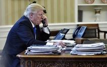 Quốc hội Mỹ muốn điều tra vụ nghe lén ông Trump