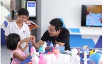 'Samsung Connect' tiếp thêm nghị lực cho trẻ em khó khăn