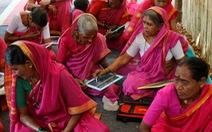 'Trường các bà nội' ở Ấn Độ