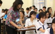 """Kỳ thi THPT quốc gia 2017: Một giảng viên """"kèm"""" một giáo viên"""