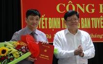 Phó chủ tịch Đà Nẵng làm trưởng Ban Tuyên giáo