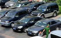 Sẽ khoán xe công cho chủ tịch tỉnh