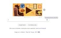 Google và Youtube chúc mừng ngày 8-3
