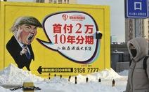 Trung Quốc phê chuẩn 38 thương hiệu cho nhà Trump