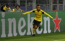 Aubameyang lập hat-trick, Dortmund hạ Benfica vào tứ kết Champions League