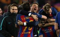 HLV Enrique vẫn quyết rời Barca vào cuối mùa