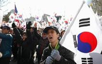 Tổng thống Hàn Quốc Park Geun Hye bị phế truất