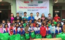 Báo Tuổi Trẻ trao 3.500 phần quà cho học sinh khó khăn