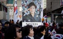 Bê bối liên quan đến tổng thống Hàn Quốc: Ngày phán xét