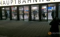 Đức bắt nghi can dùng mã tấu chém người ở nhà ga