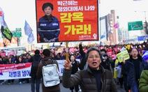 Dân Hàn đánh nhau, lãnh đạo kêu gọi đoàn kết