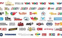 Sẽ có thêm kênh nước ngoài trên truyền hình trả tiền
